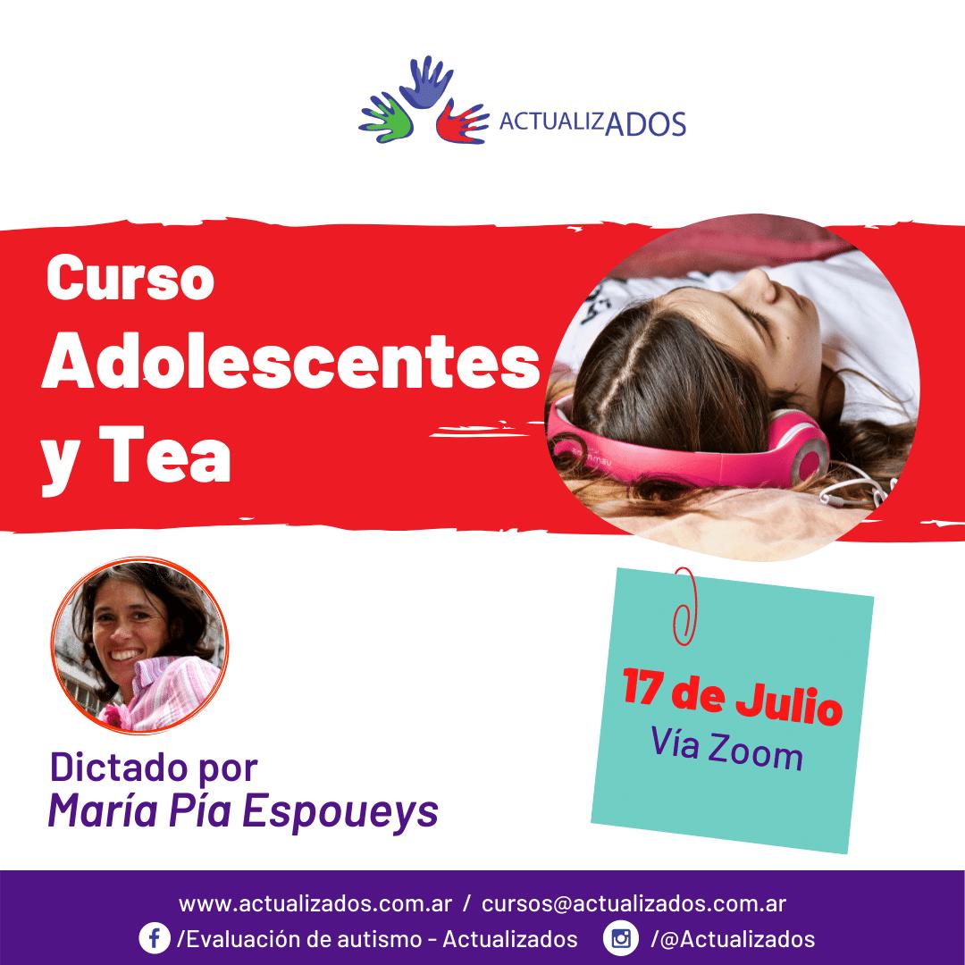adolescentes y TEA